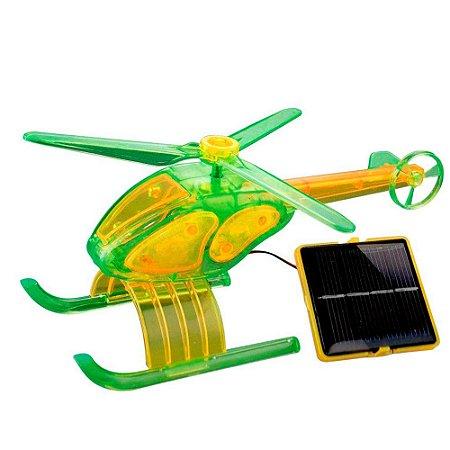 Kit Experimento Solar - Helicóptero