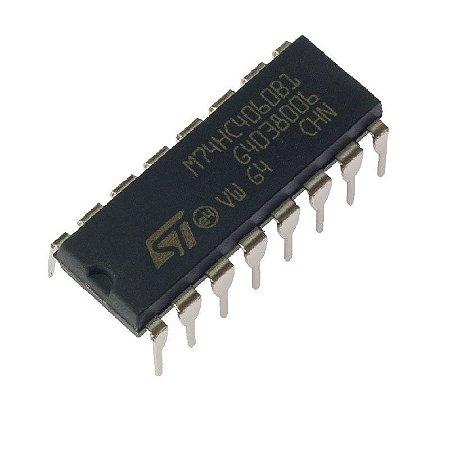 Circuito Integrado 74HC4060 - Binary Ripple Counter