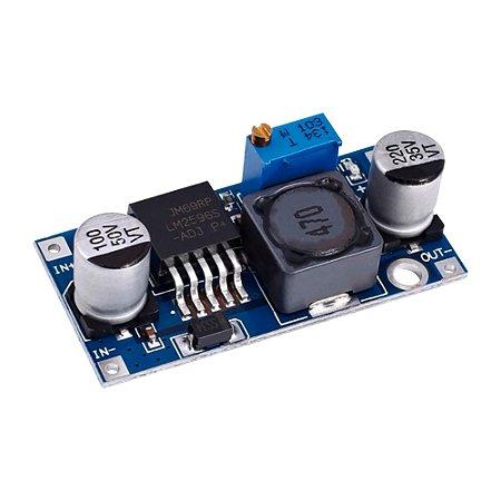 Módulo Regulador de Tensão LM2596 DC/DC Step Down