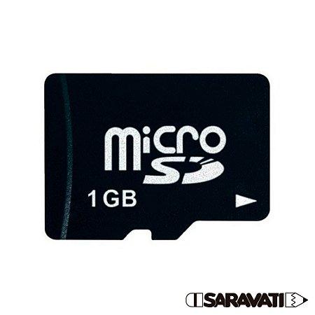 Cartão de Memória Micro SD Card 1Gb