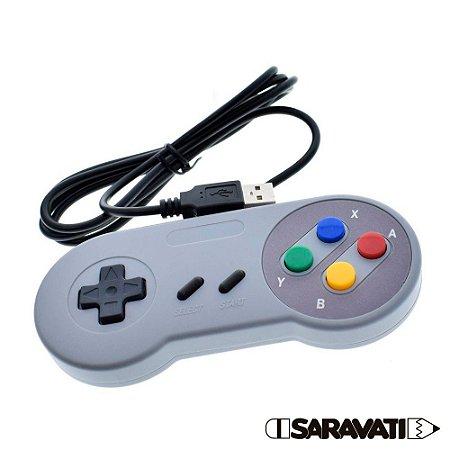 Controle Super Nintendo Raspberry Pi - Retropi - SNES - SNESPi