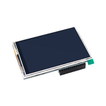 """Display LCD TFT 3.5"""" 320 x 480 Touch Screen Raspberry"""