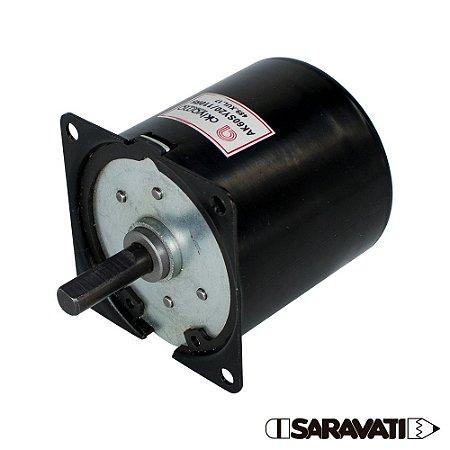Motor AC com Caixa de Redução 110V / 70 Kgf.cm 5 RPM AK60SY20 / 110-R5