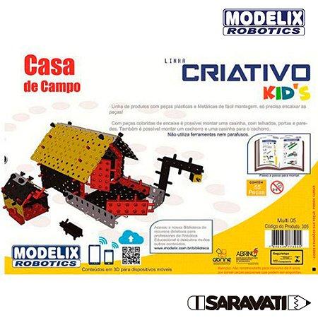 Modelix 305 - Multi 05 - Casa de Campo Kids