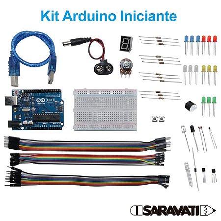 Kit Arduino Iniciante
