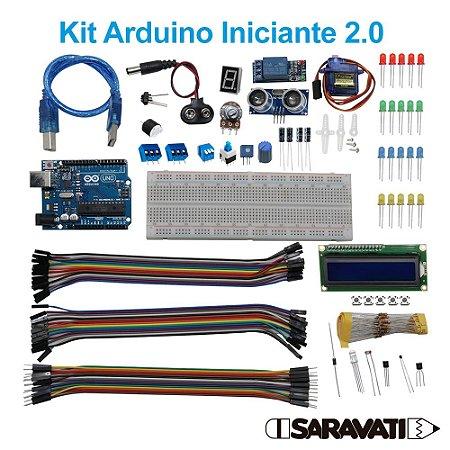 Kit Arduino Iniciante 2.0