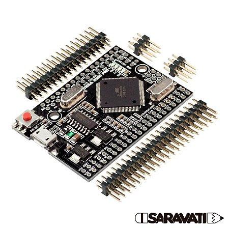 Arduino Mega 2560 Pro Mini (EMBED) CH340G 5V ATmega 2560 16AU Mega Pro Mini