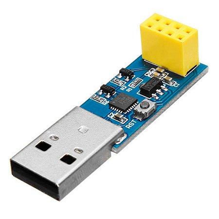 Adaptador USB para ESP8266 ESP-01 ESP-01S ESP LINK V2.0