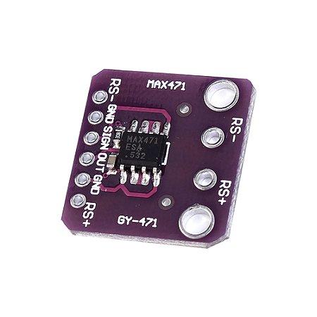 Sensor de Tensão e Corrente GY471 MAX471