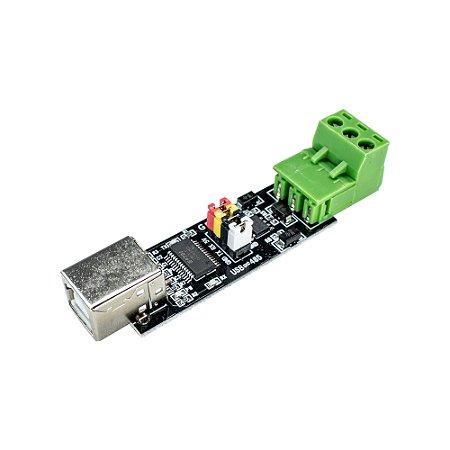 Conversor de Dados TTL USB para RS485 FT232RL