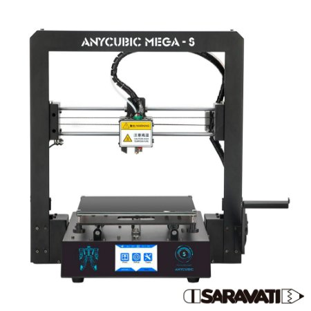 Impressora 3D Anycubic I3 Mega S