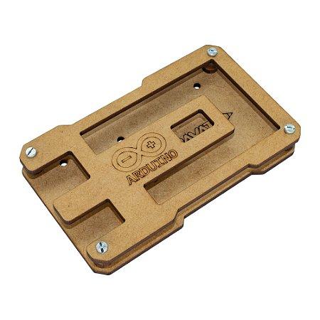 Case MDF MCMDF01 Arduino Mega 2560 R3