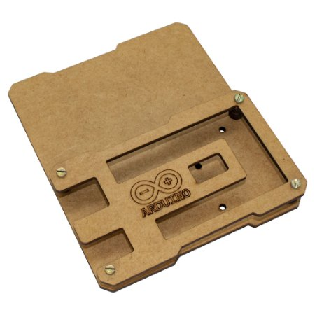 Case MDF MCPMDF01 Protobase Arduino Mega 2560 R3