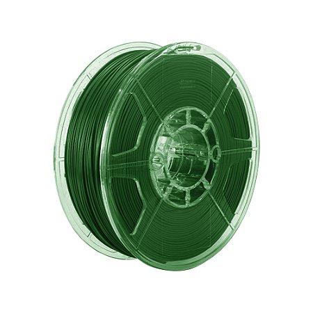 Filamento Impressoras 3D PLA 1Kg 1,75mm Verde Escuro