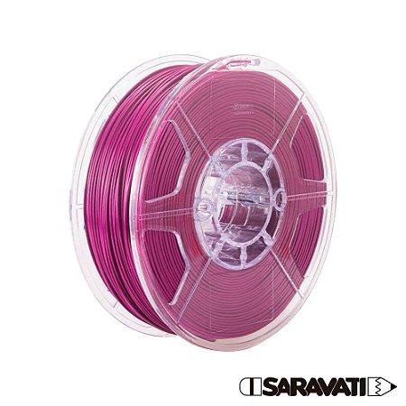 Filamento Impressoras 3D PLA 1Kg 1,75mm Roxo