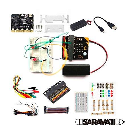 Kit de Desenvolvimento Micro Bit BBC Starter