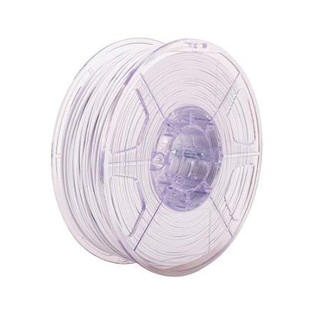 Filamento Impressoras 3D PLA 1Kg 1,75mm Branco
