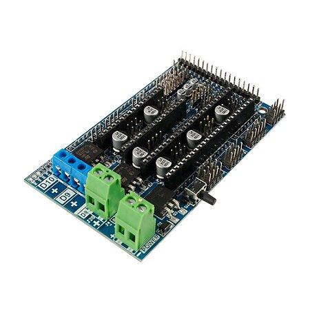 Shield Impressora 3D Mega 2560 R3 RAMPS 1.6
