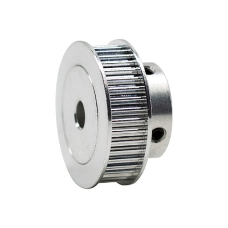 Polia para correia 6mm GT2-6MM 40 Dentes furo 5mm 3D Printer