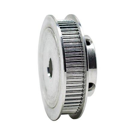 Polia para correia 6mm GT2-6MM 60 Dentes furo 8mm 3D Printer