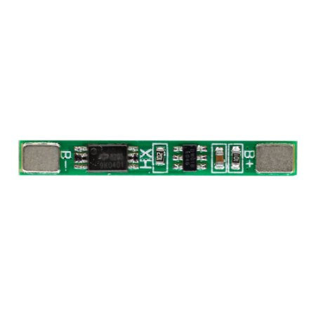 Placa Proteção BMS 1S 3,7V 4A Para Bateria Lipo Li-ion