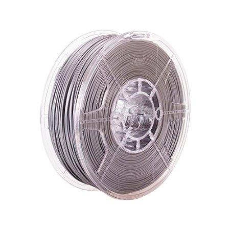 Filamento Impressoras 3D PLA 1Kg 3mm Prata