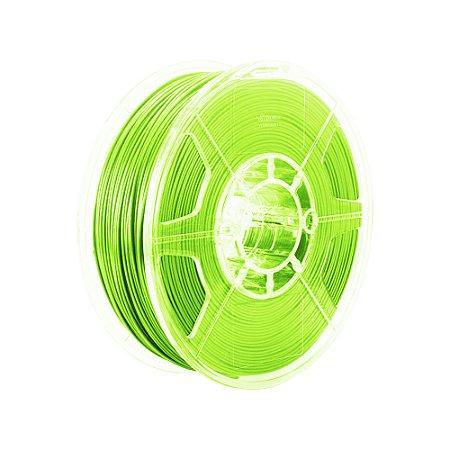 Filamento Impressoras 3D PLA 1Kg 3mm Verde Claro