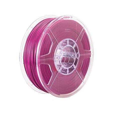 Filamento Impressoras 3D PLA 1Kg 3mm Roxo