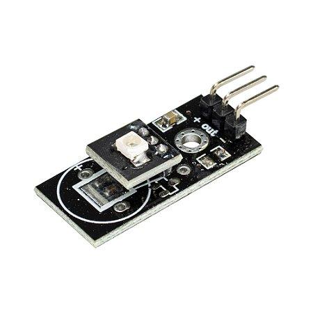 Sensor de Detecção Raio Ultravioleta UVM-30A UV 3V-5V