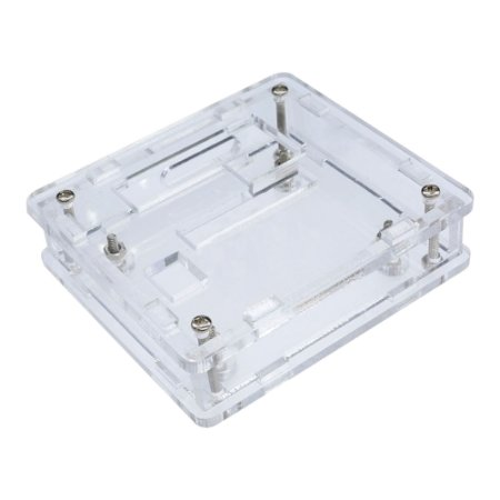 Case Acrílico Transparente para Termostato W1209