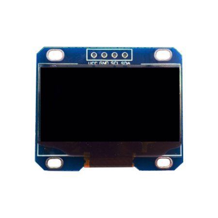 """Display OLED 128x64 Px - 1.3"""" - 4 Pin - Azul"""