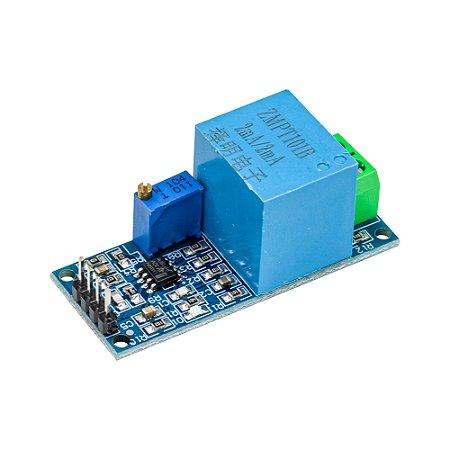 Módulo Sensor de Tensão ZMPT101B 0-250V AC