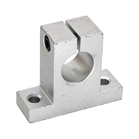 Suporte para Eixo Linear SK20 20mm 3D Printer