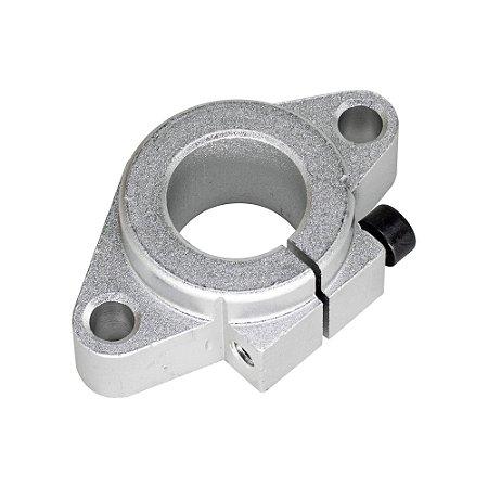 Suporte para Eixo Linear SHF20 20mm 3D Printer