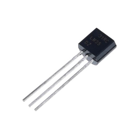 Sensor de Temperatura LM35 TO-92 3 Pinos