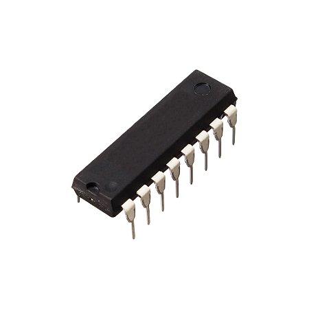 SN74LS47 CI Decodificador / Driver BCD-7-Segmentos DIP16