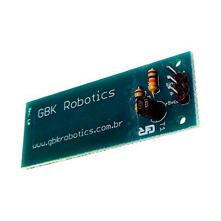 Sensor de Umidade de Solo GBK P23