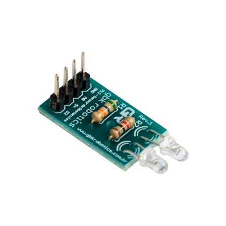 Sensor de Obstáculos GBK P12