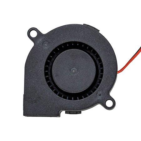 Cooler Radial 5015 12V 50mm para Impressoras 3D