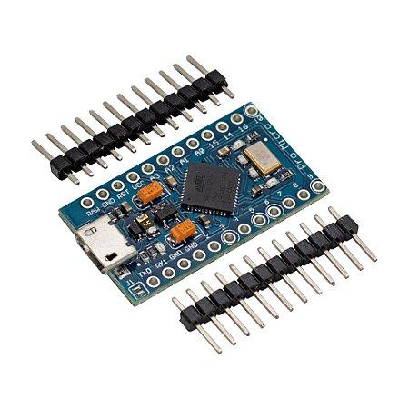 Arduino Pro Micro ATmega32u4 3,3V 8Mhz Micro USB