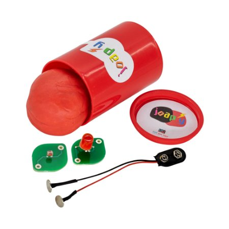 Kit Massinha Condutiva Joap'y Start 2 LED + Sensor LDR