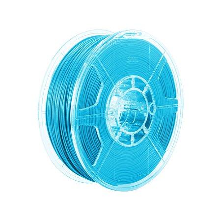 Filamento Impressoras 3D PLA 1Kg 1,75mm Azul Bebê