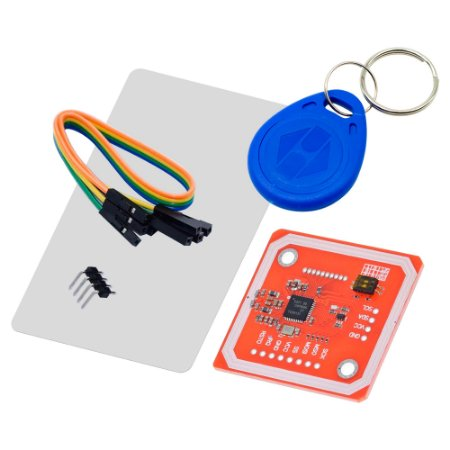 Kit Módulo NFC RFID PN532 + Cartão + Chaveiro 13,56 MHz