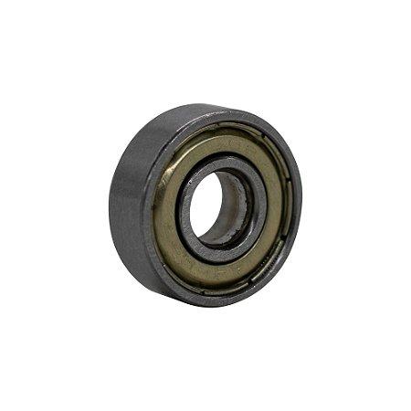 Rolamento 608ZZ 8x22x7mm Blindagem de Aço
