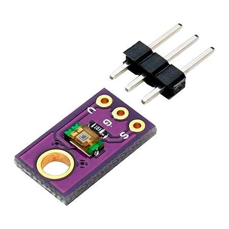 Módulo Sensor de Luz Ambiente TEMT6000