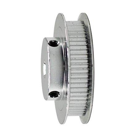 Polia Correia 6mm GT2-6MM 60 Dentes Furo 6.35mm 3D Printer
