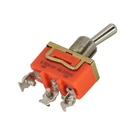 Chave Alavanca KN-1121 3T 15A 250V ON-OFF-ON