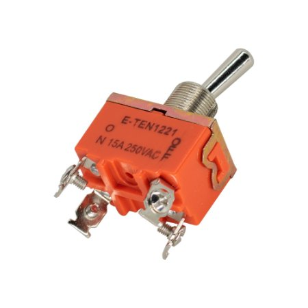 Chave Alavanca KN-1221 4T 15A 250V ON-OFF