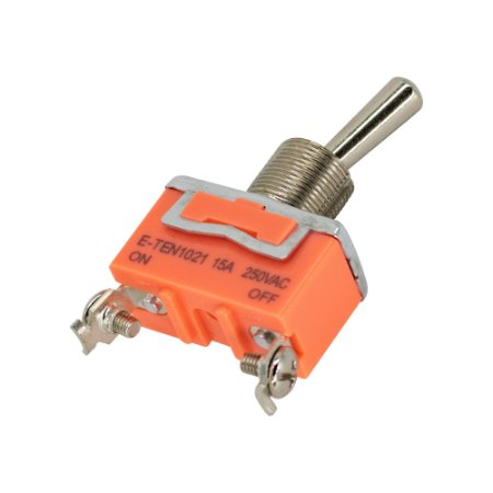 Chave Alavanca KN-1021 2T 15A 250V ON-OFF