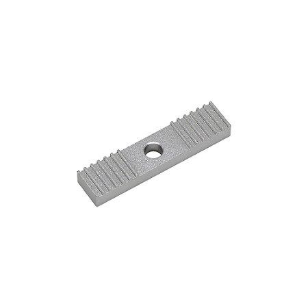 Fixador Emenda Alumínio 2mm 9x40mm Correia GT2 Impressora 3D